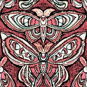 Mauvelous moths