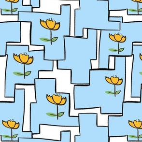 puzzle (blue)