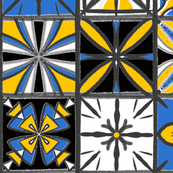 tiles are speaking!