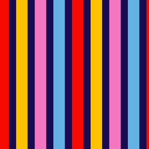 Stripes - Dark