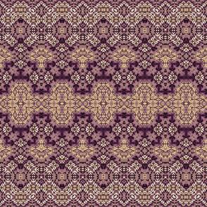 Sepia Toned Azteca