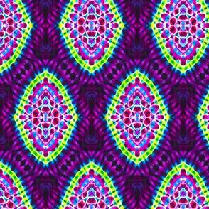 Purple Crackled Eggs