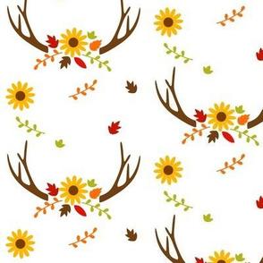 Autumn Antlers