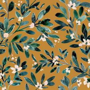 Hazel Sprigs + Flowers