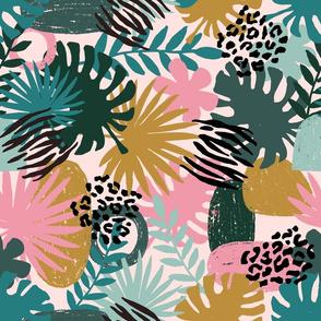Doodle tropics
