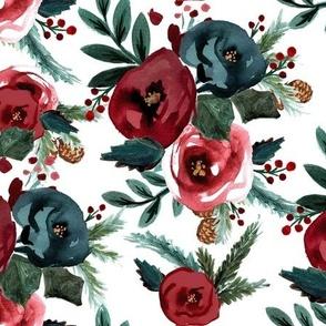 Scarlett holiday rose