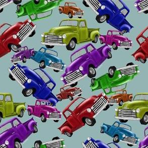 old Truck-pattern