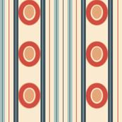 Pirate Seas Porthole Stripes
