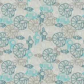 ocean of fish
