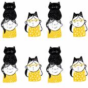 Little Black Cats