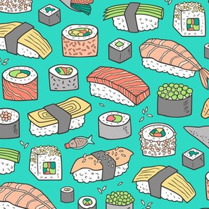 Sushi on Green