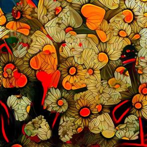 Daisies and Hearts