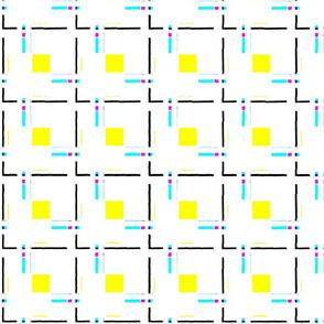 Digital grid kiddy