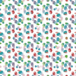 Colorful kaleidoscope beads