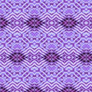 Pastel Lavender Ripples