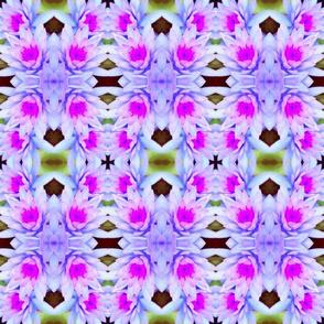 Purple Lotus Angel Wings