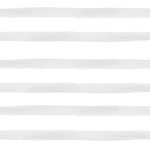 Grey Watercolor Stripes