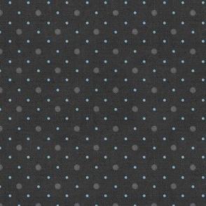 Sleepy Series Blue Dots Dark
