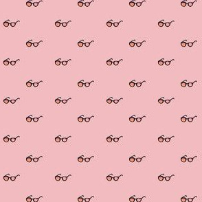 Sunnies on Pink Background