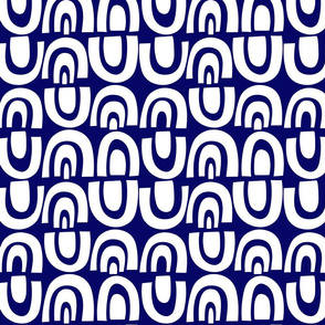 MilesofTiles_White/Navy