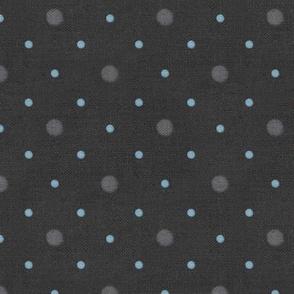 Sleepy Series Blue Dots Dark Large