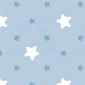 Sleepy Series Blue Stars Light Jumbo