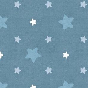 Sleepy Series Blue tars Mid-tone Jumbo
