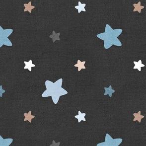 Sleepy Series Blue Stars Dark Jumbo