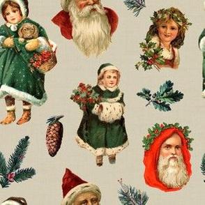 Vintage Victorian Christmas