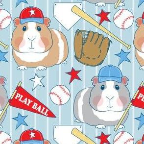 baseball guinea pigs