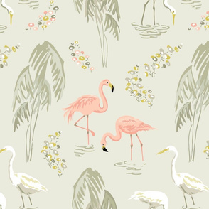 Neutral Birds of Paradise