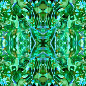 Jade Kaleidoscope