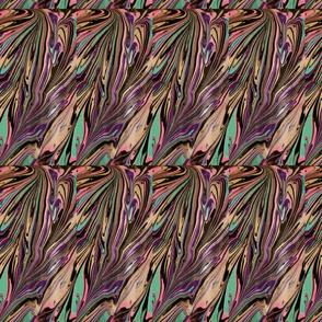 Metallic Swirls