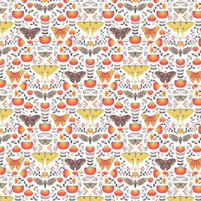 nordic moody moths (warm) white