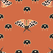 Art Deco Moth Cinnamon-01