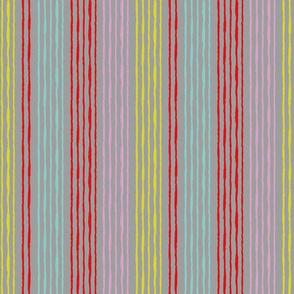 geranium dance stripes small scale
