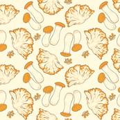 Mega Mushrooms Cream Version