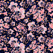 seamless_leopard and floral_150dpi