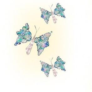 Opal Butterflies