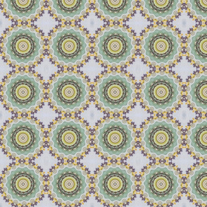 Seashell Mandala 1091