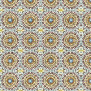 Seashell Mandala 1148