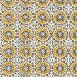 Seashell Mandala 1156
