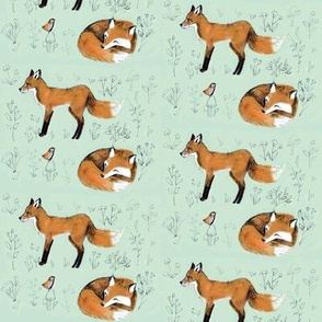 fox pattern vert  2