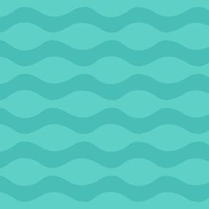 Jaunty Waves