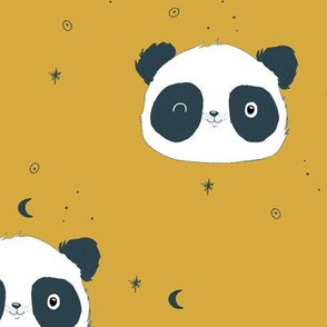 Pandas also need to sleep