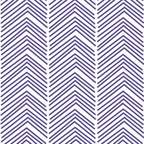 chevron love LG purple