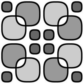 09136916 : squircle 4m : greyscale