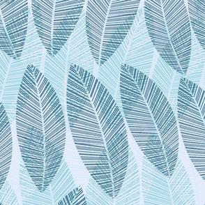 leaf-row-sky_navy blue