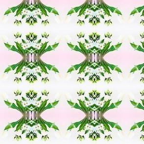 Small Floral Brocade