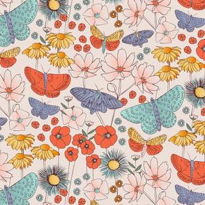 Garden Moths